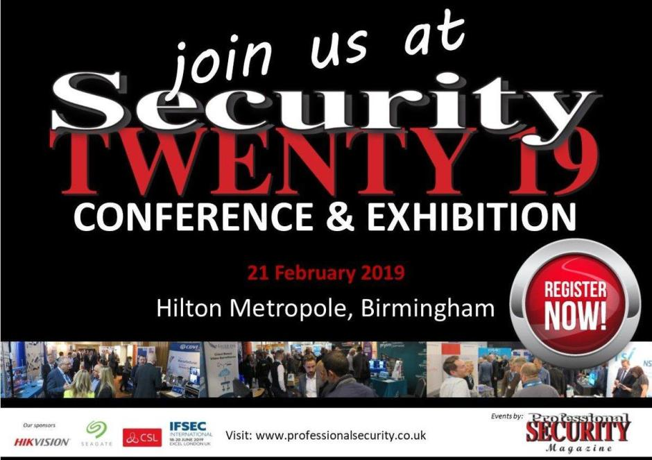 Security Twenty 19 Belfast