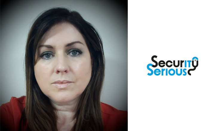 Ellie Hurst Advent IM - finalist of Security Serious Unsung Hero Award for Cyber Writer 2019