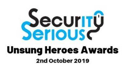 Security Serious Unsung Hero Awards