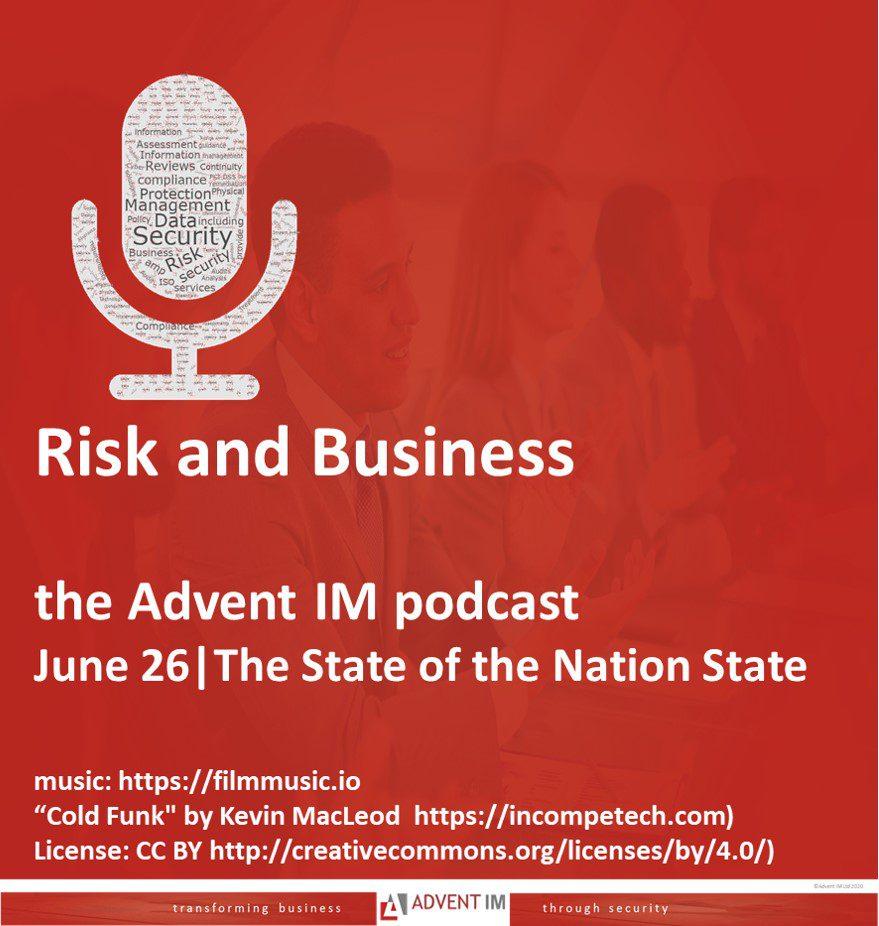Risk and Business pocast
